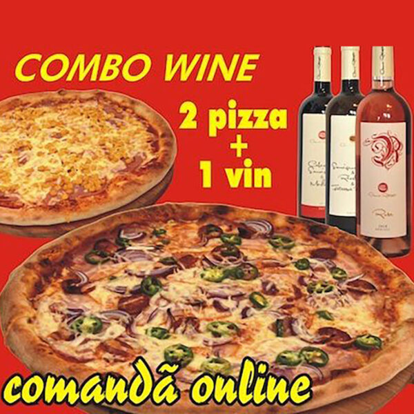 pizza combi wine