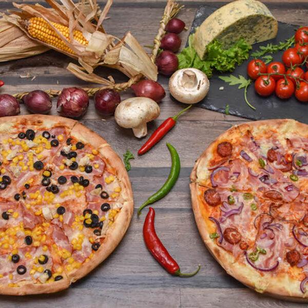 pizza combo 1+1