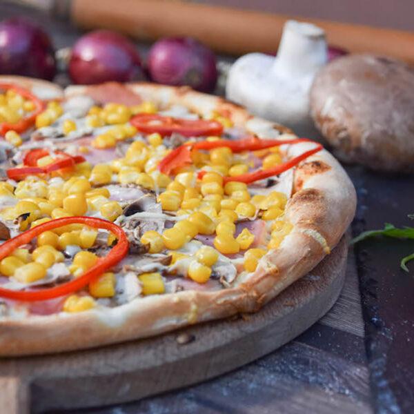 Pizza quatro staggioni