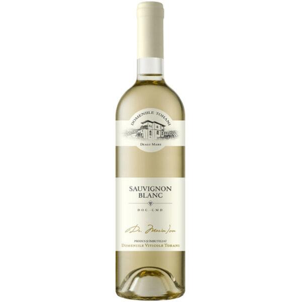 vin alb domeniile tohani